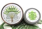 Beard Conditioner and Mustache Wax Set, 4 Scents