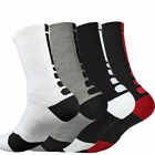Professional  Towel  Men's Sport  Stylish  Socks  Thicken  Elite  Basketball