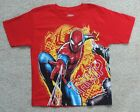 NWOT Marvel Ultimate Spiderman Shirt ~ Size L 10-12 & XXL 18 ~ Front & Back