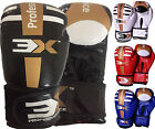 3X Sports Boxing Gloves Bag Mitts Grappling Punch Bag MMA Training KickBoxing