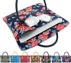 "Ladies Computer Sleeve Handbag Laptop Notebook Tote Case Carry Pouch 13"" 14"" 15"""