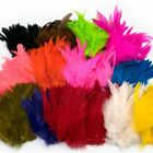 "SCHLAPPEN FEATHERS - Hareline 5-7"" Dyed Strung Fly Tying Rooster Feathers NEW!"