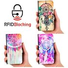 Genuine MYBFF Dreamcatcher PU Leather Wallet Printed Cover for Apple iPhone