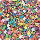 30g 60g 90g 125g EDIBLE SUGAR RAINBOW MEGA MIX - Unicorn Cupcake Cake Sprinkles