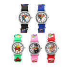 Kids Children Fashion Classic Cartoon Bracelet Quartz Wrist Watch Gift