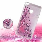 Glitter Water Quicksand Liquid Soft Back Bling Case Cover For Xiaomi LG Oppo