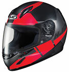 HJC Youth Red/Black Boost CL-Y Full Face Motorcycle Helmet DOT