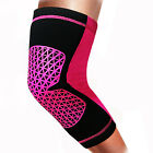 New Medical Sports Knee Brace Sleeve Compression Running Supports Anti-slip US D