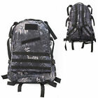40L Molle 3D Tactical Outdoor Military Rucksack Backpack Bag Camping  Hiking Bac