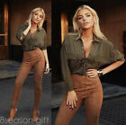 Spring Sexy Women Turn Down Collar Lace Up Long Sleeve Blouse Casual Tops Shirt