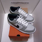 NEW 2002 NIKE DUNK LOW PRO NEUT GREY DK OBSID MED GREY 624044-041 MENS SIZE 8.5