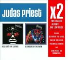 Judas Priest- X2 (defenders of the Faith/hell Bent) 2 d set, sealed, new