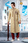Indian Wedding Wear Mens Bollywood Clothing Gents Sherwani Dress From India