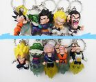 Dragonball portachiavi goku vegeta trunks gohan mr satan