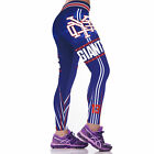 New York Giants NFL Women Fitness Leggings Sport 3D Yoga Pants Run One Size