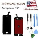 For iPhone 5SE LCD Display Touch Screen Digitizer Glass Assembly Replacement