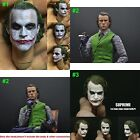 New 1/6 Scale Joker Headplay Heath Ledger Head Sculpt For 12'' Male Figure Body