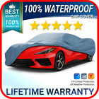 [CHEVY CORVETTE] CAR COVER © ✅ Custom-Fit ✅ Waterproof ✅ Quality ✅ Best ⭐⭐⭐⭐⭐