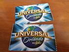 2 TICKETS FOR 1 DAY 1 PARK ADDMISSION TO UNIVERSAL STUDIOS ORLANDO