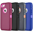 Shockproof Protective Tuff Hybrid Phone Case Cover For Apple Iphone 5s Se 5c 5