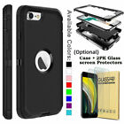 Shockproof Hybrid Protective Phone Case Cover For Apple iPhone 5 5S SE 5C 5G