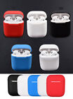 Silicone Shockproof Protective Cover Skin Bag for Apple AirPods Charging Case