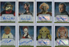 Star Wars Autograph Card Selection NM Topps $174.9 USD on eBay