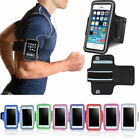 "Sports Running Gym Arm Band Adjustable Protective Case For Samsung 5.5"" Phones"