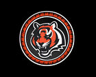 Cincinnati Bengals 1/4 or 1/2 Sheet Birthday Cake Topper Frosting Edible Image P on eBay