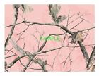 PINK REALTREE REAL TREE AP CAMO PINK Print 1/4 or 1/2 Sheet Birthday Cake Topper