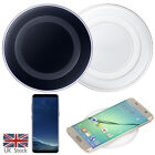 QI Wireless Charger Charging Pad Dock Plate For Samsung Galaxy S8 S8 PLUS