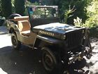 1942 FORD GPW WWII MILITARY JEEP