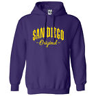 San Diego Original Outlaw HOODIE - Hooded OG Straight Outta Sweatshirt All Color