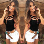 style Sexy Women Summer Vest Top Sleeveless Blouse Casual Tank Tops T Shirt