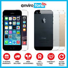 Apple iPhone 5S 16GB  32GB  64GB Unlocked Sim Free Refursbished Smartphone
