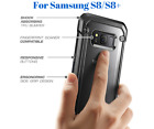 For Samsung Galaxy S8/S8 Plus Premium Clear Case Shockproof TPU Cover