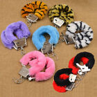 Adult Handcuffs Zebra Adult Party Game Leopard Cosplay Sex Toy Fantasy Night
