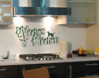 Halloween Witches Kitchen - highest characteristic wall decal sticker