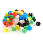 Tattoo Machine Grommets - EZ Tattoo - Variety of Colours - Top Hat Grommet Style