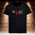 Perfect Roger Federer RF Black T-Shirt Men's Tee Size S to 3XL