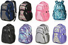 "High Sierra 19"" Swerve Laptop & Organizer Backpack: Prefer Color (53665)"