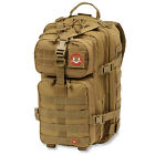 Orca Tactical 34L MOLLE Outdoor Military Tactical Backpack Camping Hiking BagTactical Bags & Packs - 177899