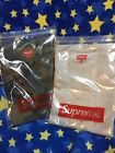 SUPREME 2016 S/S WAFFLE THERMAL CREWNECK WOODLAND CAMO XL GREY L EXTRA LARGE TEE