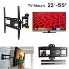 samsung tv 60 inch plasma - UNHO Full Motion Solid Articulating TV Wall Mount for 23-55