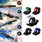 90db Invisible Bicycle Bell Aluminum Bike Handlebar Alarm Horn For 22.2-24mm Bar