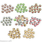 10PCs Glass Dome Cameo Cabochon 20mm Christmas Theme Diy Jewelry M17197