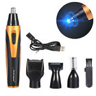 Professional Men's Electric Hair Trimmer Clipper Shaver Barber Haircut Machine