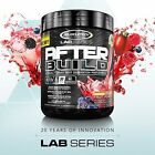 Muscletech AFTER BUILD Post Workout Recovery BCAA Amino L- Glut Creatine 30 serv