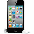 iPod Touch 4th Generation 8GB/16GB Black MP3 Player 90 Days Warranty-Sealed