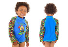 Funky Trunks-Toddler Boys Astrokids Rash Vest